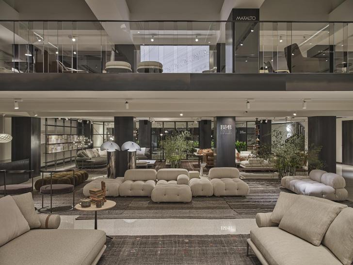 Фото №1 - D Studio: новое креативное пространство Design Holding в Милане