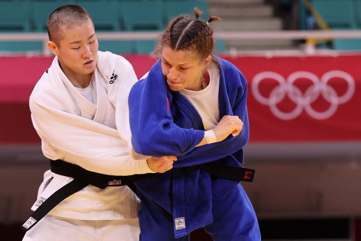 Дзюдо, спортсменка, Олимпиада, Токио