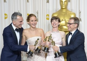 Лауреаты премии Оскар-2013