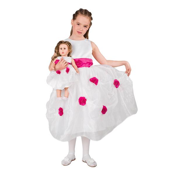 Фото №1 - Куклы и одежда одинаковая для девочек и кукол