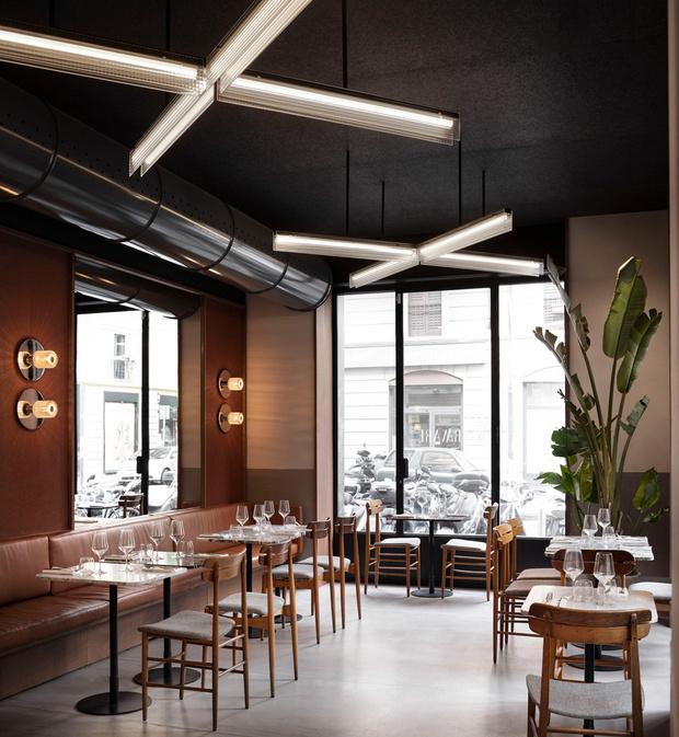 Фото №6 - Все на борт: ресторан Barmare L'Altro в Милане