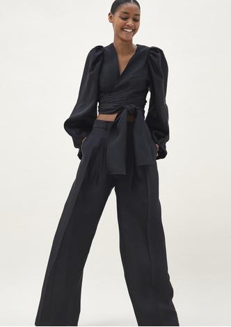 Фото №6 - Гардероб для праздников: 20 самых стильных вещей из эко-линейки H&M