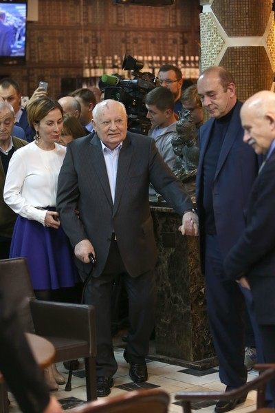 Фото №3 - Редкие гости в России: как сложилась судьба дочки и внучек Михаила Горбачева