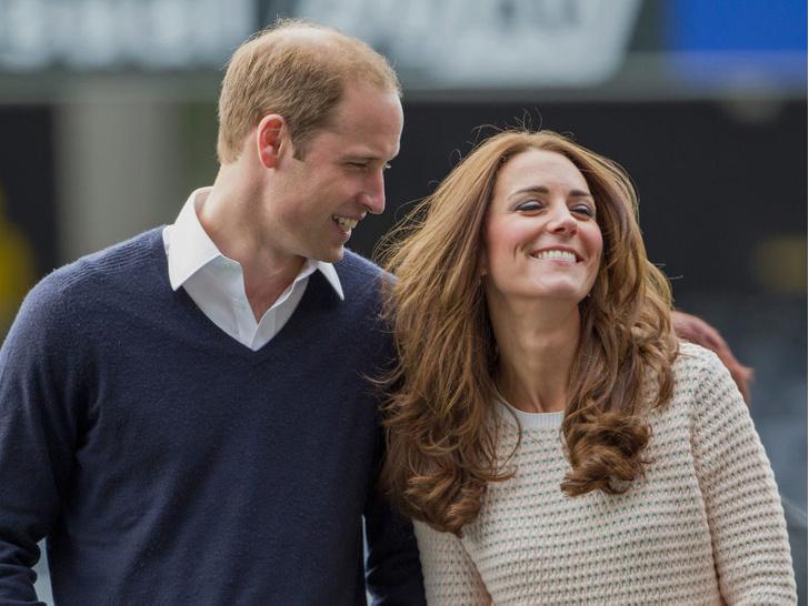 Фото №1 - Прозвище с намеком: как Уильям дразнил Кейт в начале их брака