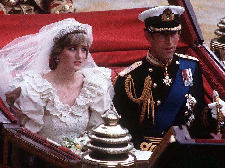 Фото №1 - Символ несчастливого брака: все, что нужно знать о фамильной тиаре Спенсеров