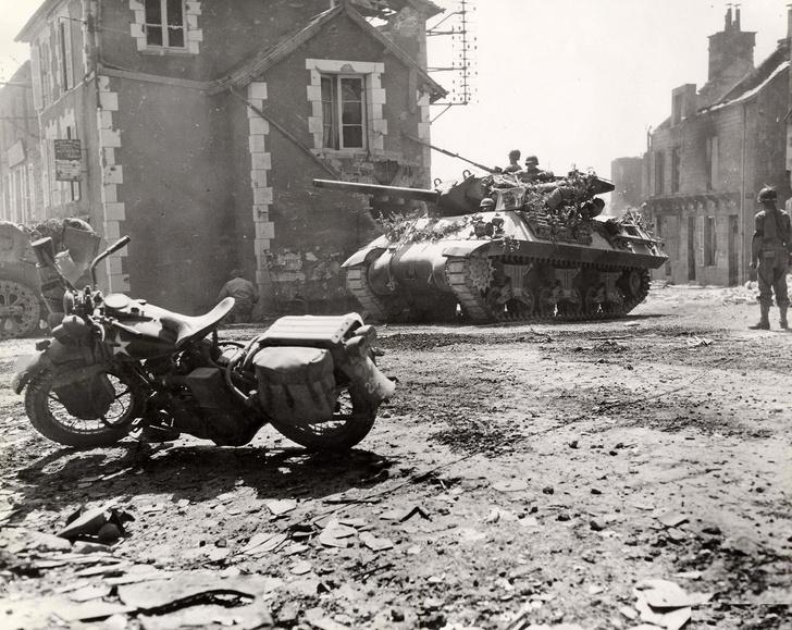 Фото №4 - Конец операции «Гриф»: как немцы в американскую униформу переодевались и что из этого вышло