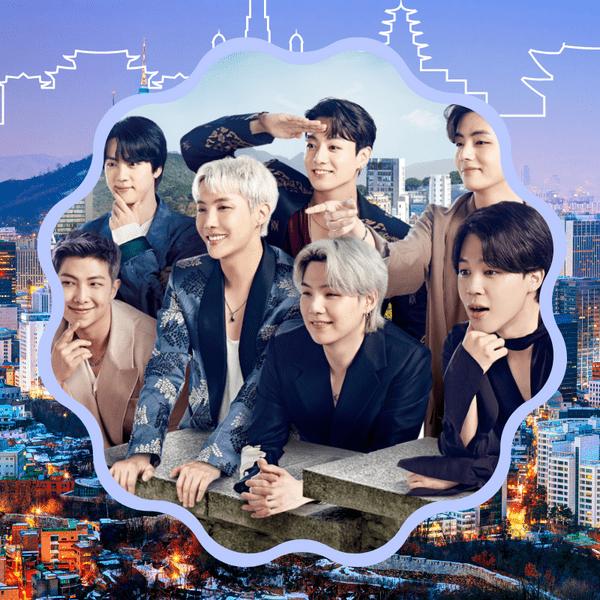 Фото №1 - Путешествуй с BTS! Лови туры по Сеулу, которые проводят топовые k-pop звезды 😎