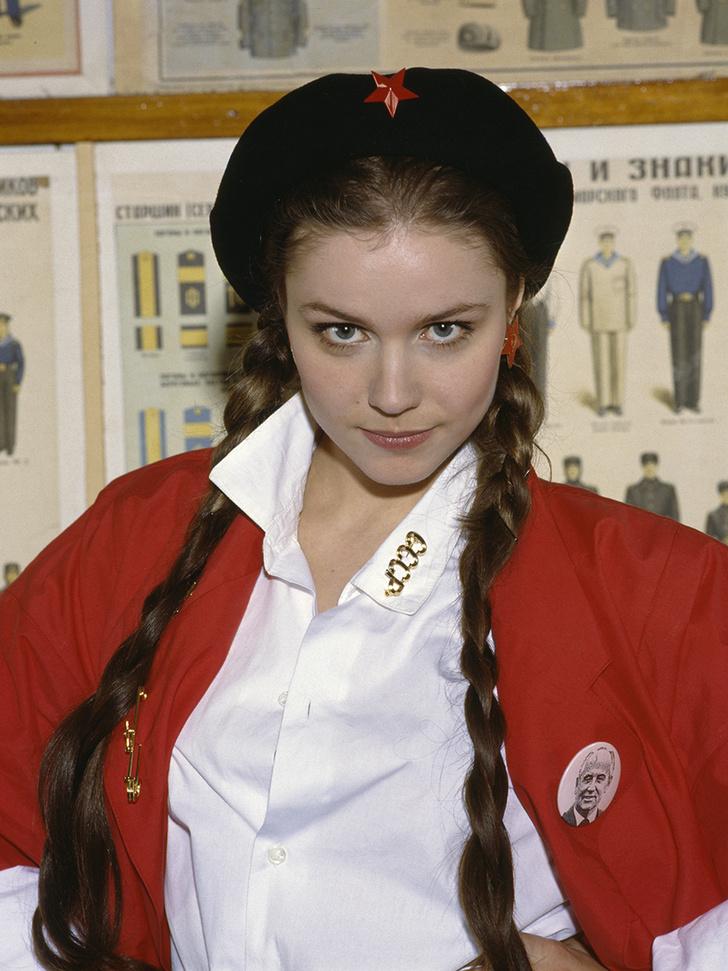 Фото №2 - «Красные звезды перестройки»: популярные советские актрисы в съемке американского фотографа, 1988 год