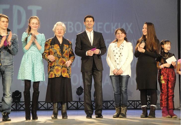 Виктория и Антон Макарские в Иркутске