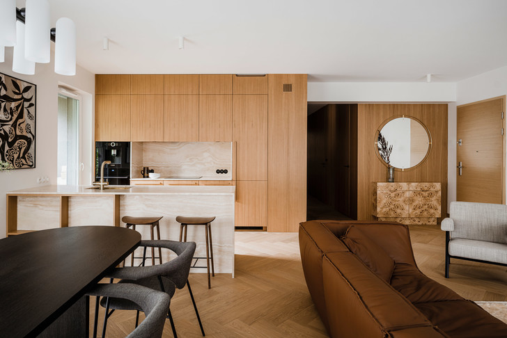 Фото №4 - Светлая квартира 90 м² в Познани