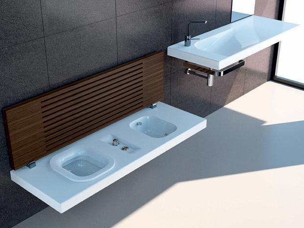 Фото №19 - Дизайн ванной: 10 модных тенденций
