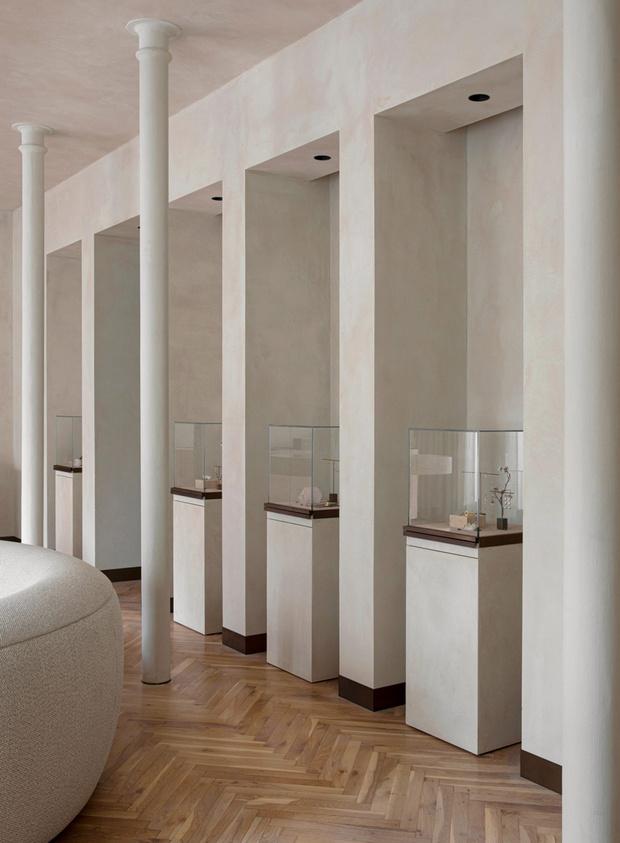 Фото №6 - Ювелирный бутик по проекту Norm Architects