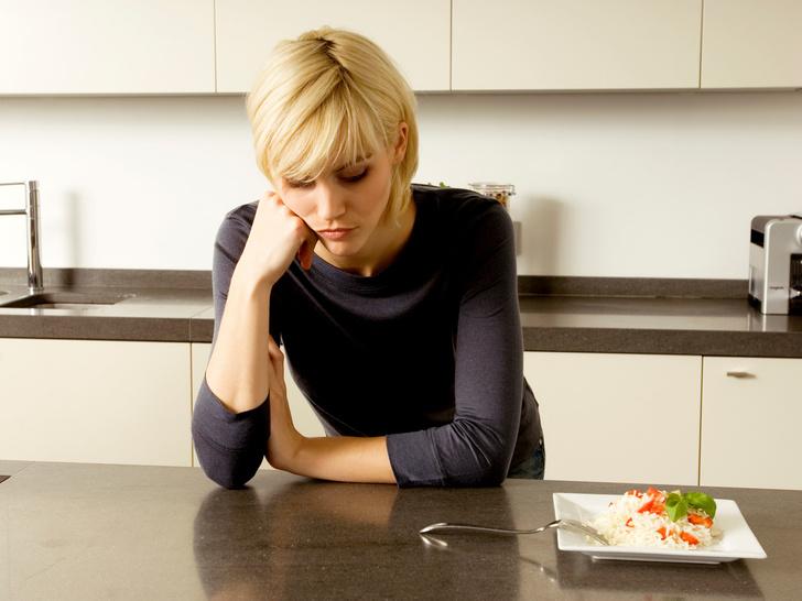 Фото №1 - 9 признаков того, что ваша диета вам не подходит