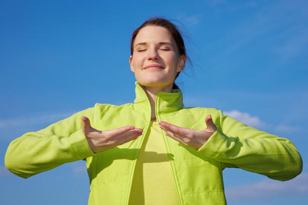 Фото №1 - Как научиться дышать правильно?