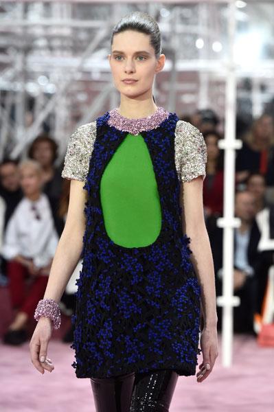 Фото №2 - В Париже прошел кутюрный показ Dior
