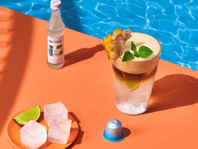 Фото №4 - Мятный, десертный, газированный: пять рецептов холодного кофе для жаркого лета