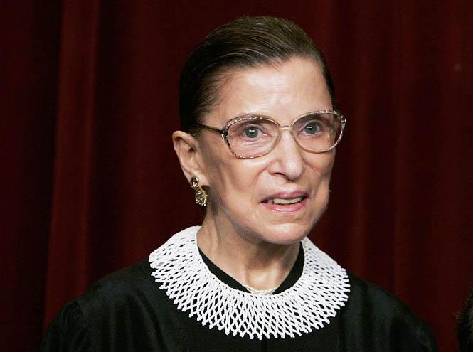Фото №1 - Судья Рут: как одна женщина бросила вызов мужскому миру и изменила его