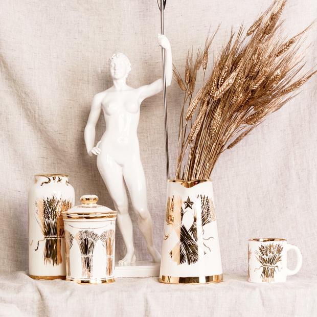 Фото №7 - Новые имена: марка Gourji Ceramics