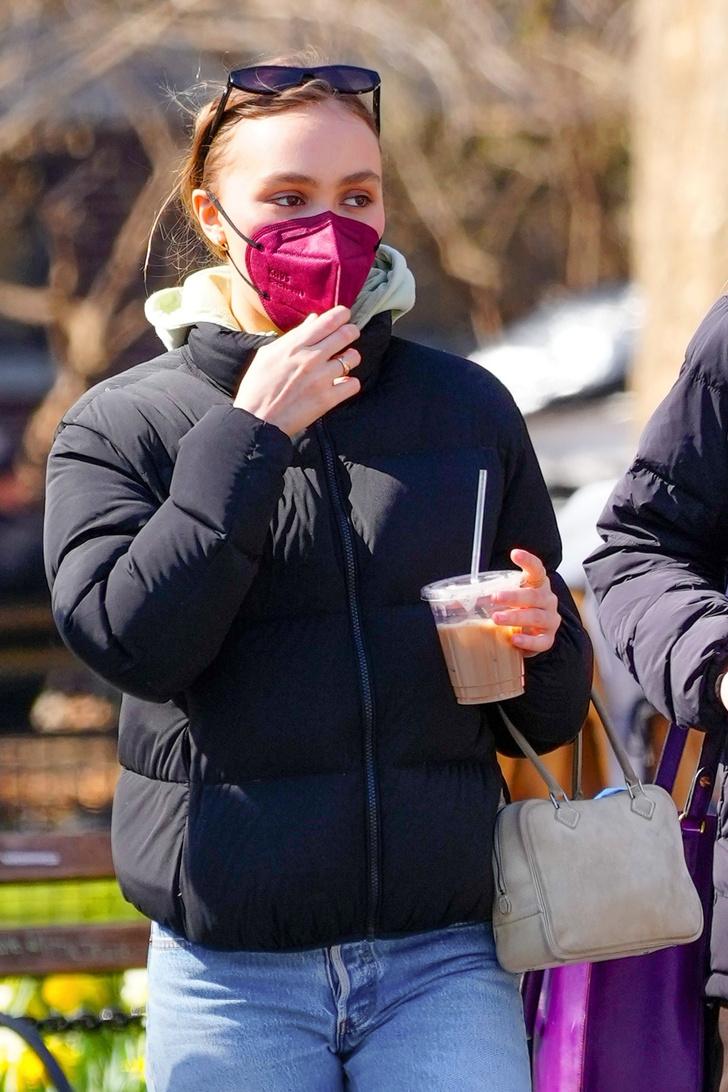 Фото №2 - Тимоти Шаламе и Лили-Роуз Депп снова вместе?