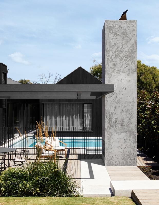 Фото №8 - Дом в светлых тонах в Австралии
