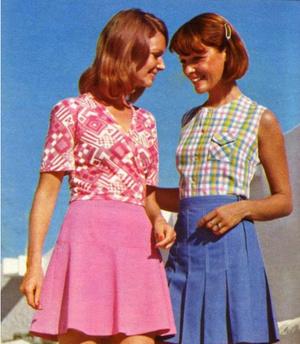 Фото №6 - Камбэк 70-х: 5 модных трендов из прошлого, которые будут актуальны в 2021