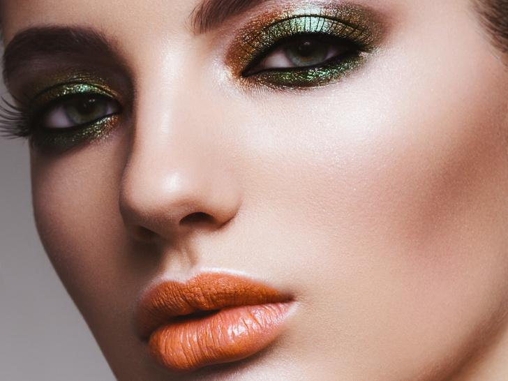 Фото №4 - Спарклинг: макияж, который заставит ваши глаза сиять (и днем, и вечером)