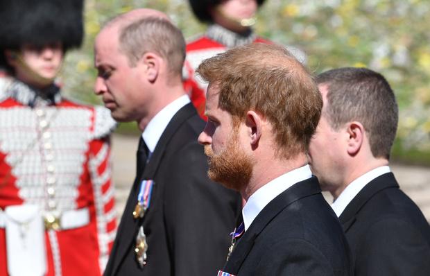 Фото №2 - Почему принц Гарри не увиделся с племянниками, пока был в Англии