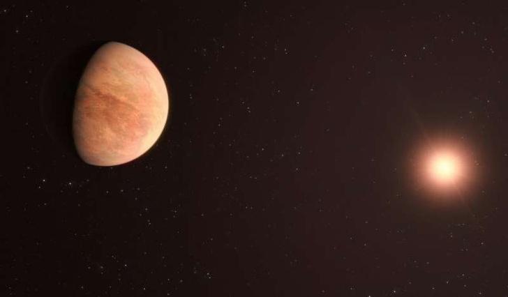 Фото №1 - В соседней системе нашли россыпь из экзопланет