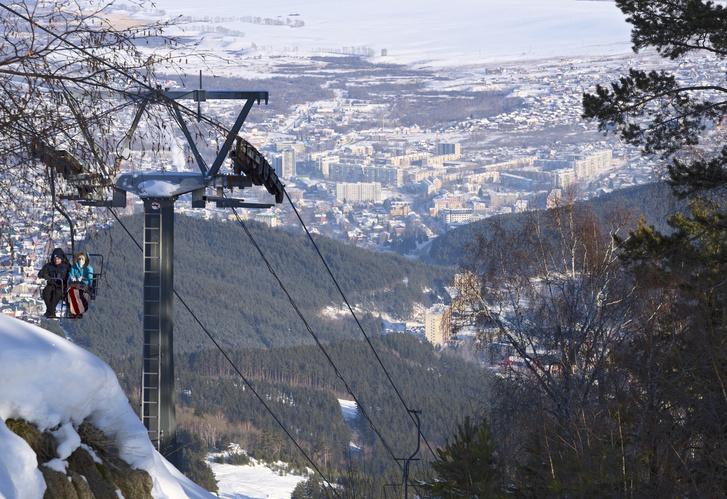 Фото №4 - От Заполярья до Кавказа: гид по горнолыжным курортам России
