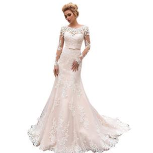 Фото №8 - Выбери свадебное платье, и мы скажем, каким будет твой брак [тест]