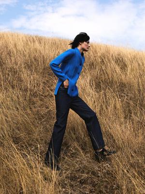 Фото №1 - Power dressing: стиль балерины Пины Бауш в новой коллекции Katimo