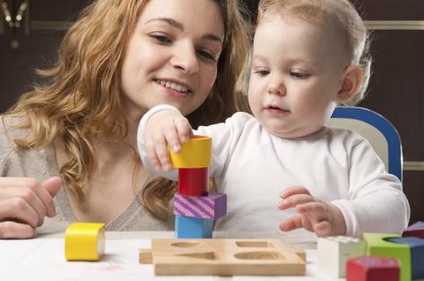 Игры и занятия для раннего развития детей