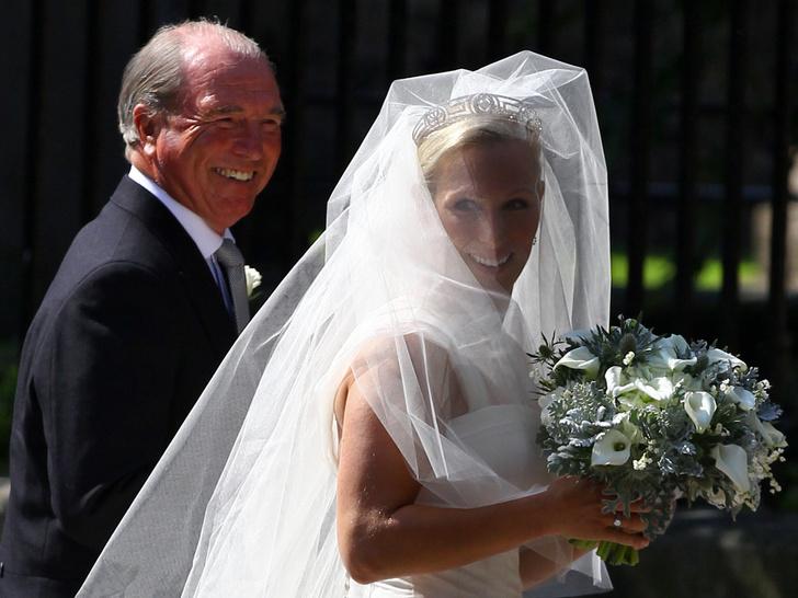 Фото №9 - Папины дочки: самые трогательные фото королевских невест с отцами