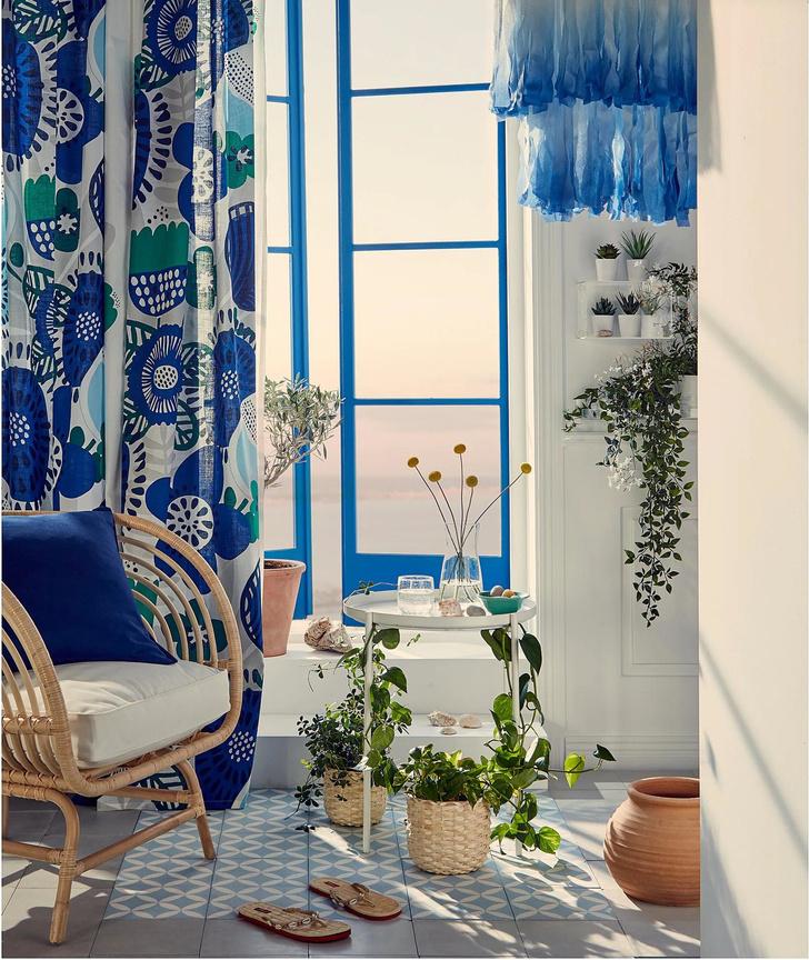 Фото №1 - Мечты о море: мебель и аксессуары в средиземноморском стиле