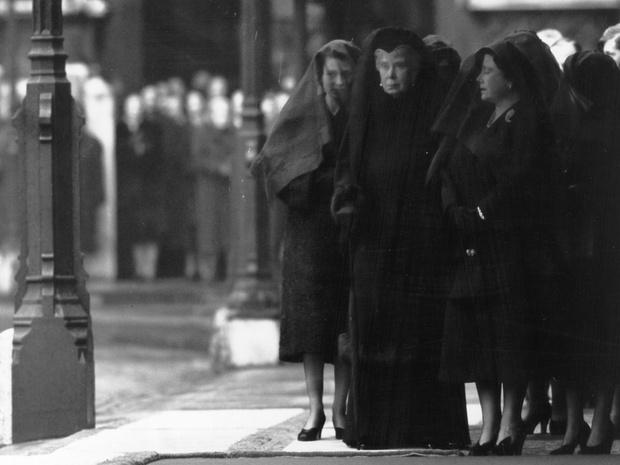 Фото №7 - От королевы Виктории до принцессы Маргарет: какими были похороны Виндзоров за последние сто лет