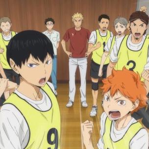 Фото №2 - Тест: Кто твой соулмейт из аниме «Волейбол!!»? 🏐