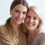 Насколько у вас близкие отношения с матерью?