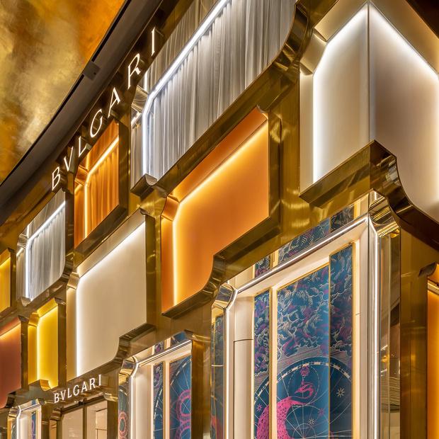Фото №7 - Новый бутик Bvlgari в Бангкоке по проекту MVRDV