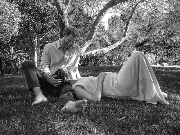 Фото №3 - Герцог и герцогиня Гринч: 7 раз, когда Сассекские пытались «украсть шоу» у королевской семьи