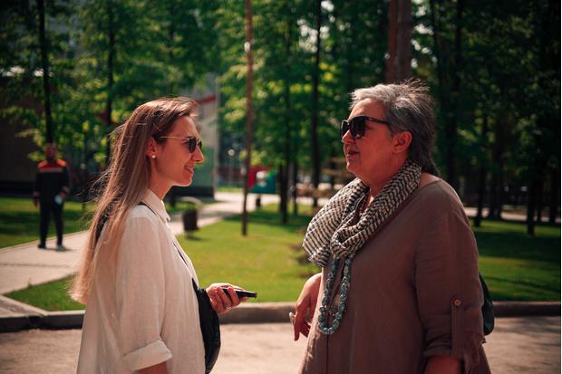 Фото №8 - Время ответственности: прогулка по левому берегу с социологом Ириной Скалабан