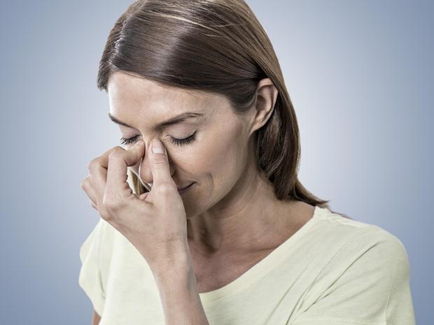 Фото №2 - Заложенность носа без насморка: в чем причина, и как от нее избавиться
