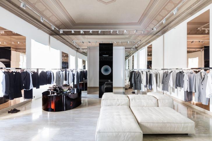 Фото №8 - Бутик Salle Privée в Милане по дизайну Сабин Марселис