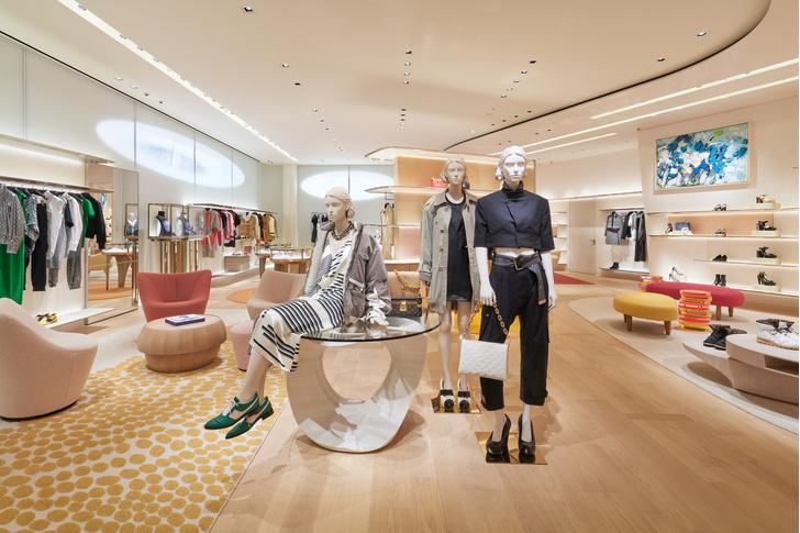 Фото №6 - Флагман Louis Vuitton в Токио: проект Джуна Аоки и Питера Марино