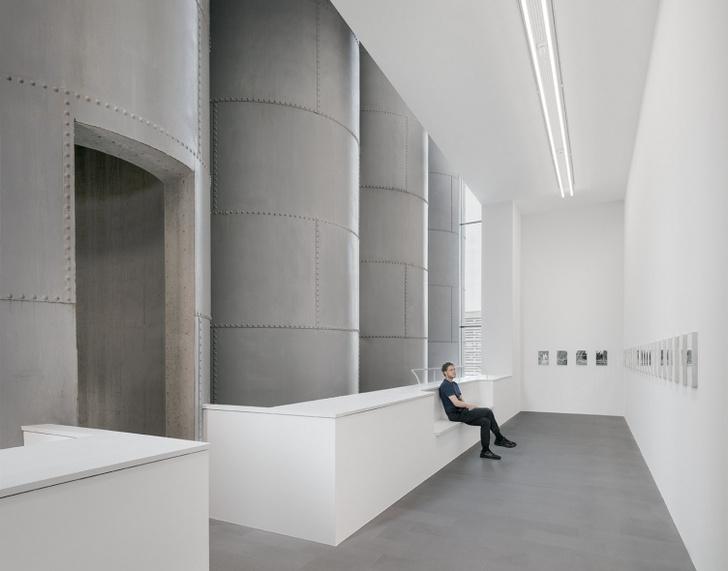 Фото №6 - Музей Кюпперсмюле в Дуйсбурге по проекту Herzog & de Meuron