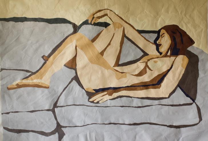 Фото №4 - Between realities: выставка Марии Руденко в Askeri Gallery