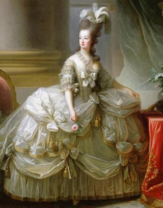 Фото №4 - Самая модная королева в истории: как выглядел и сколько стоил гардероб Марии-Антуанетты