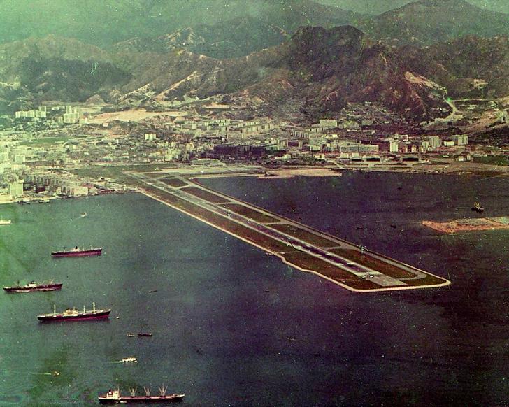 Фото №2 - Самый опасный аэропорт в мире: история Кайтака