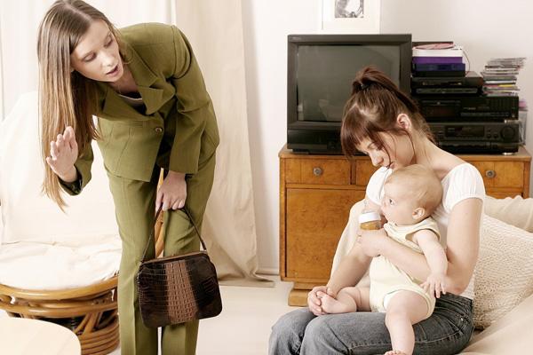 Фото №2 - Мама и няня: есть контакт