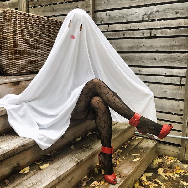 Фото №3 - 20 костюмов на Хэллоуин, которые можно носить с маской