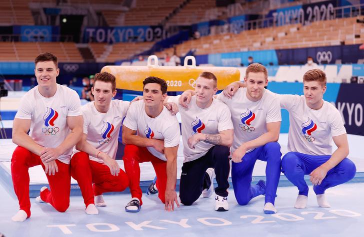 Фото №2 - Никита Нагорный, Артур Далалоян и другие красавчики-гимнасты, которые представляют нашу страну на Олимпиаде